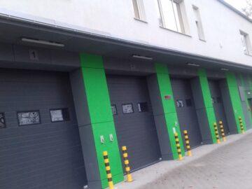 Budynek laboratoryjno-garażowy
