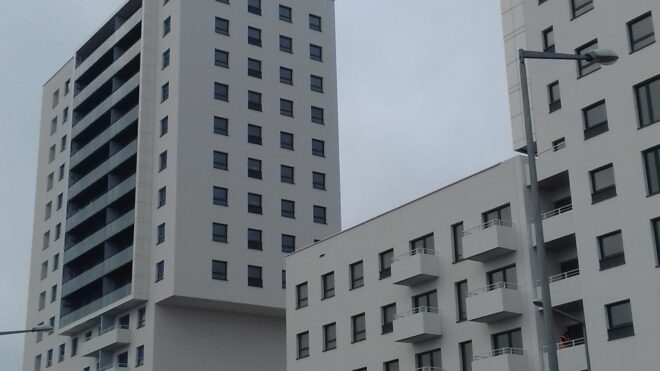 Zespół mieszkalno-usługowy Bułgarska